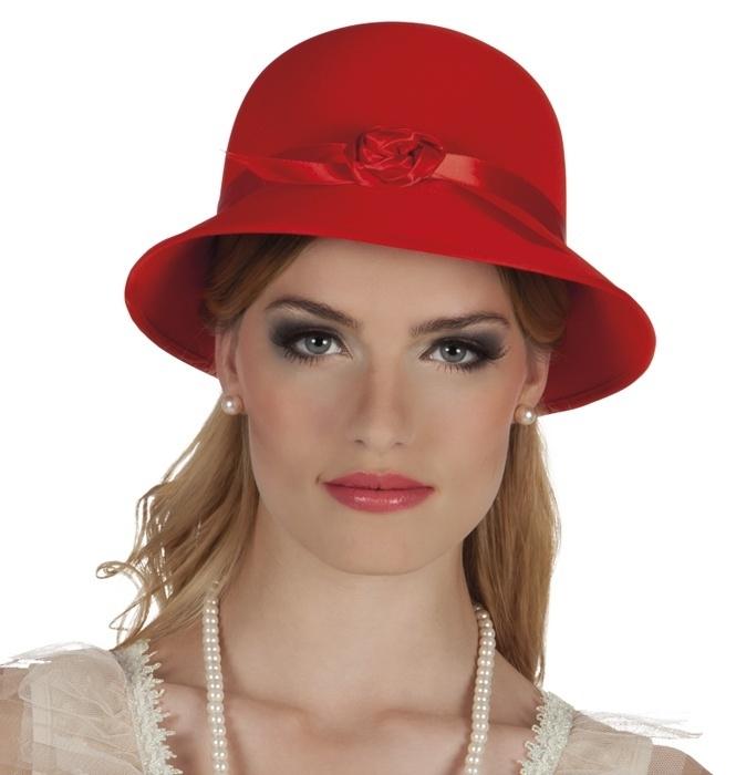 Rood hoedje Charleston