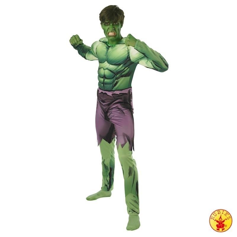 De groene Hulk