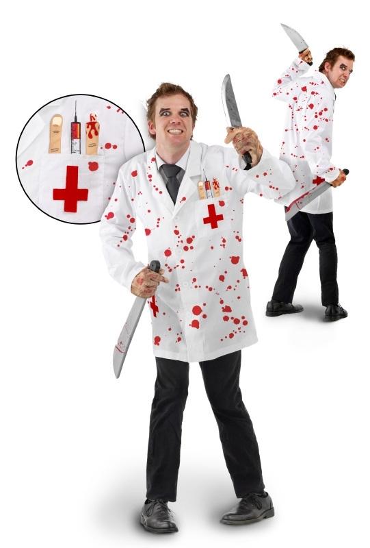 Doktersjas bloed halloween