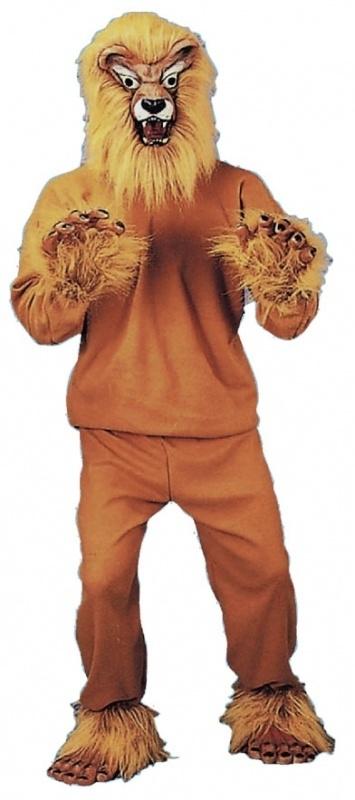 Kostuum Leeuw - wolf