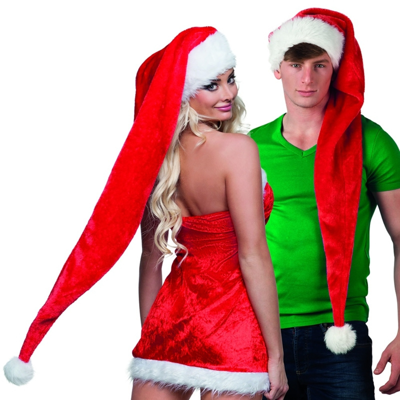 Kerstmuts deluxe XXL