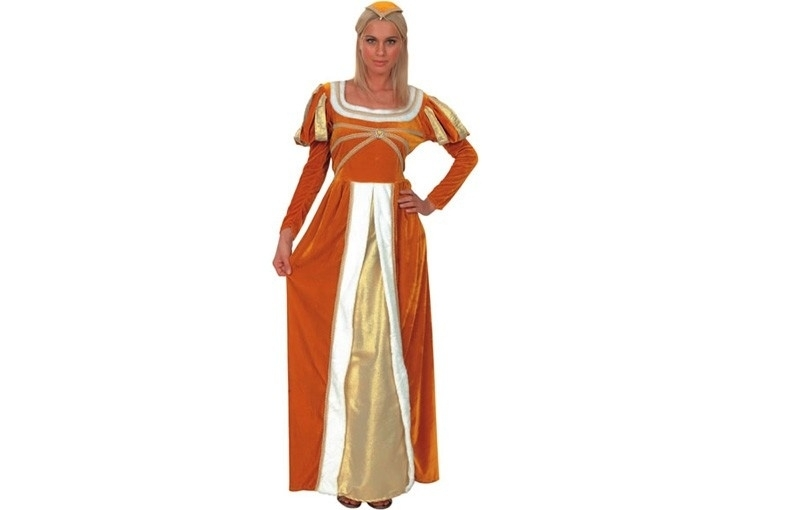 Mideleeuwse jurk Josefine
