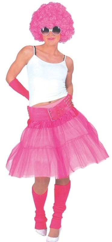 Jeren 80 Petticoat pink - roze