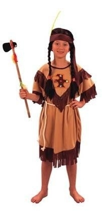 Indianen jurkje