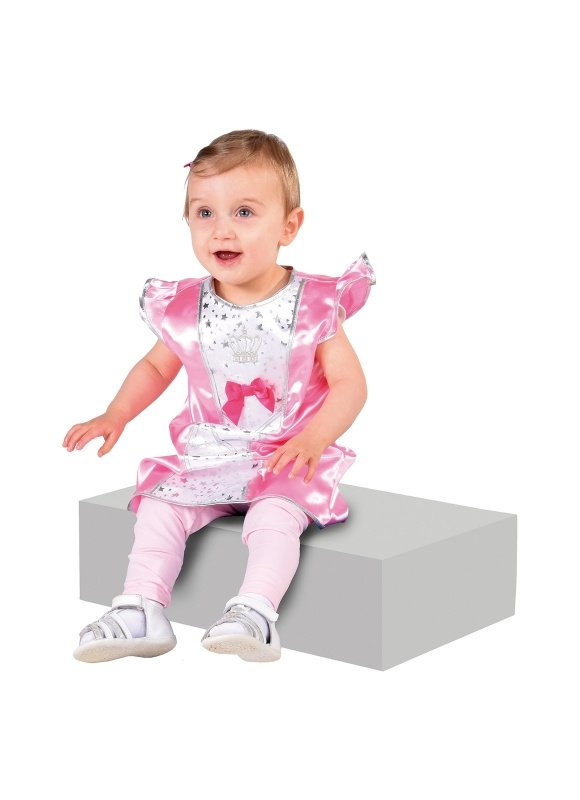 Baby prinsesjes jurk