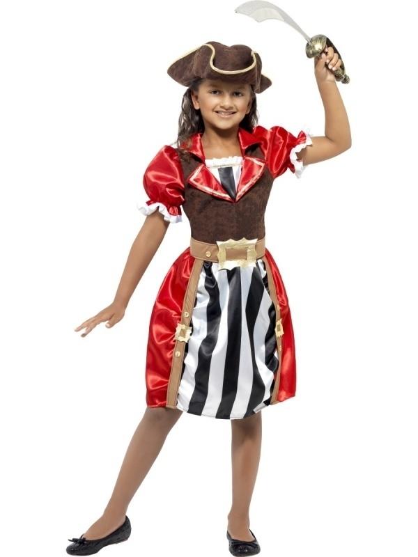 Stoer piraten jurkje