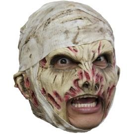 Mummy kinloos latex masker