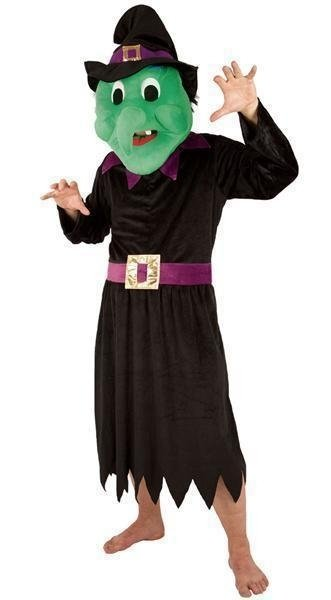 Kostuum giant Heks