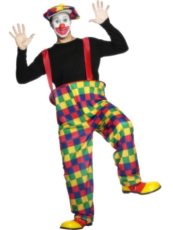 Clown janson