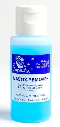 Superstar mastix remover