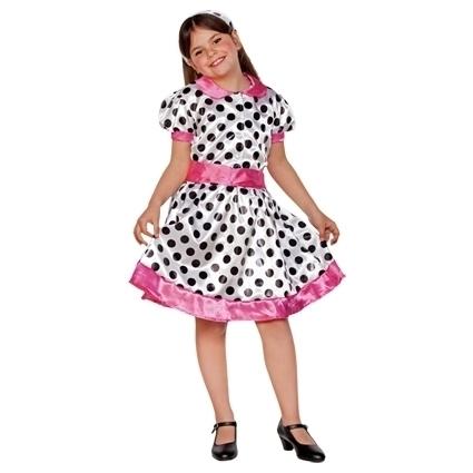 Disco jurkje meisje