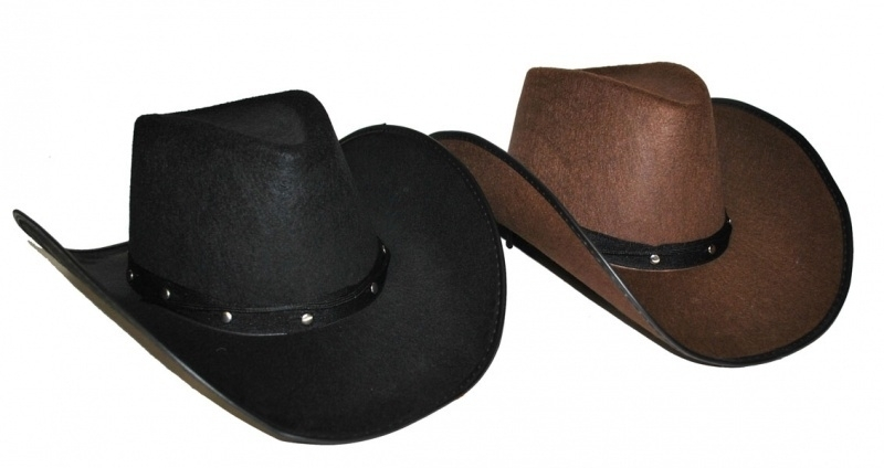 Cowboyhoed vilt
