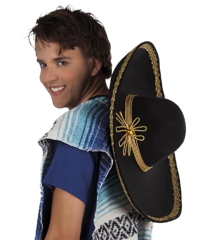 Carlos sombrero deluxe