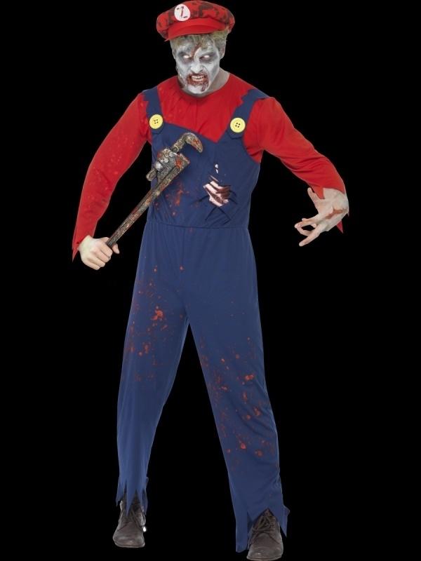 Super mario the zombie