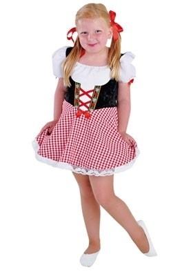 Oktoberfeste jurkje kids