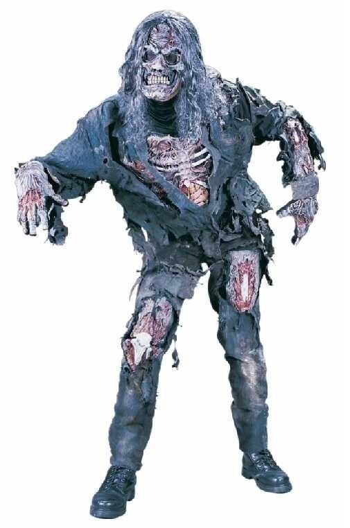 Griezel zombie outfit
