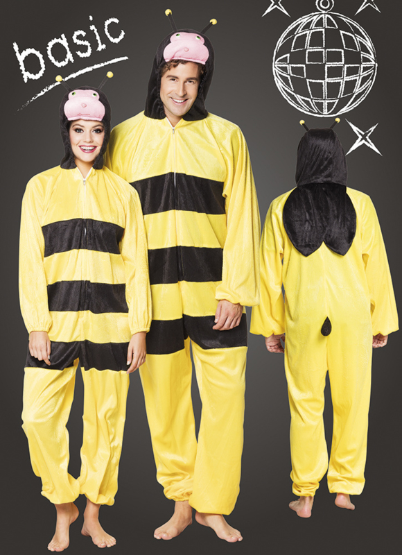Bijen pak-kostuum