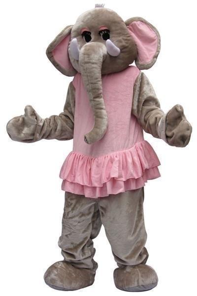 Kostuum olifant promotie