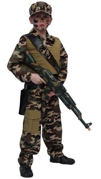 Action force Soldaat