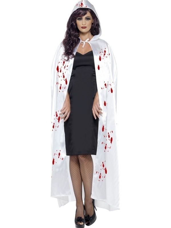 Bloody cape