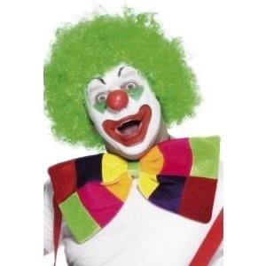 Clowns strik jumbo