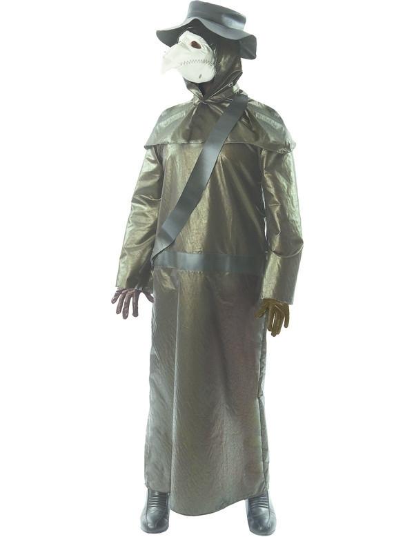 Plague Doctor kostuum