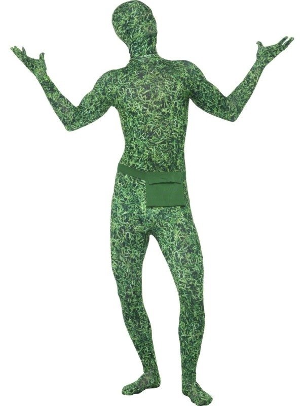 Morph suit - kostuum Gras