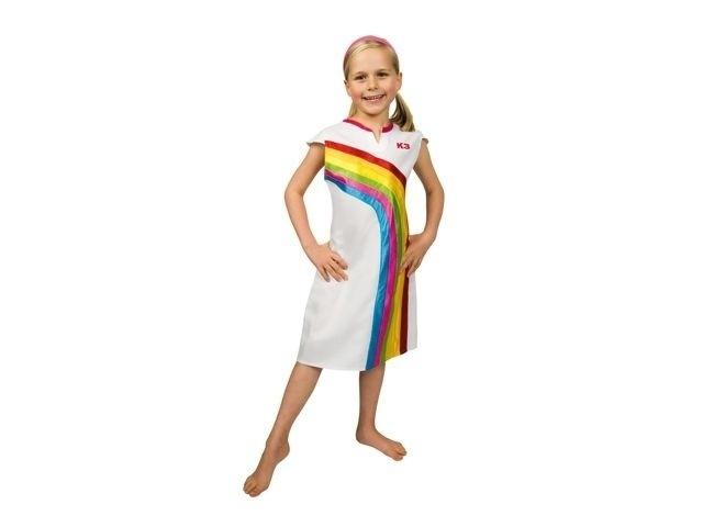 K3 jurkje regenboog