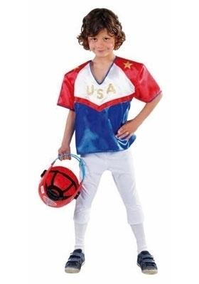 American Footballer kids