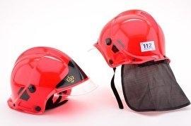Brandweerhelm 112
