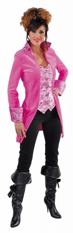 Markiezinnen jas roze