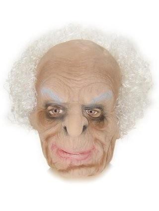 Masker rubber oude kerel