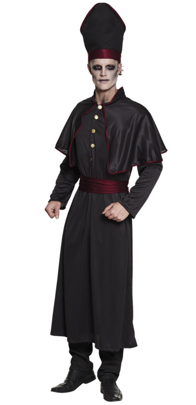 Dark priest kostuum