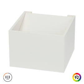 Wandlamp Square 70 - white