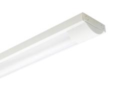 LED TL armatuur softline opaal 120cm - (enkel)