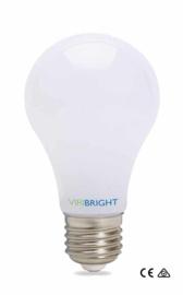 Dimbare LED gloeilamp 6.5W - E27 (creme licht)