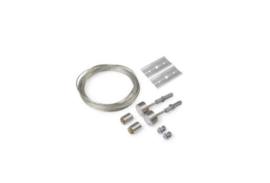 Silver 50V ophangkabels