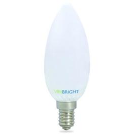 Dimbare LED gloeilamp 3.2W - E14 (creme licht)
