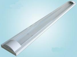 LED TL softline armatuur opaal 120cm - (dubbel)