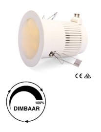 LED downlight incl aansluitsnoer 3mtr