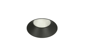 LED Round Trimless inbouwspot (gratis driver) - Zwart