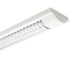LED TL armatuur softline grill 120cm - (dubbel)