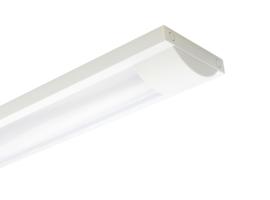 LED TL armatuur softline opaal 60cm - (dubbel)