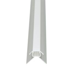 LED tegel buitenhoek profiel