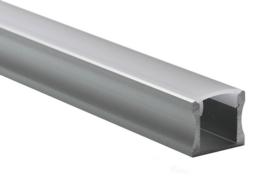 2 mtr LED profiel 1715 incl afdekking (1x 2mtr)