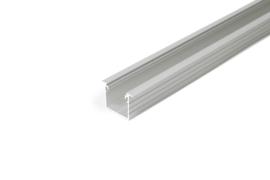 LED profiel SQ20-IN (tot 4mtr per lengte)