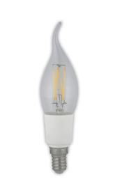 LED kaars filament 2W -  E14