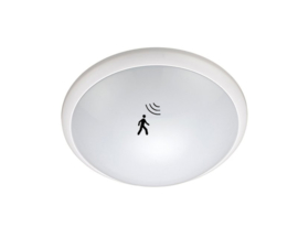 E27 Plafonniere met bewegingssensor inclusief gratis LED lamp - Type 2