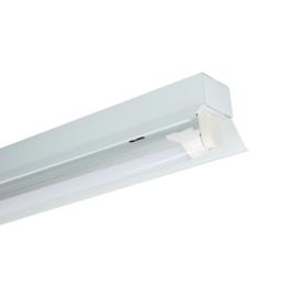 LED trog armatuur 120cm (1 buis) incl. buis (3 maanden garantie)