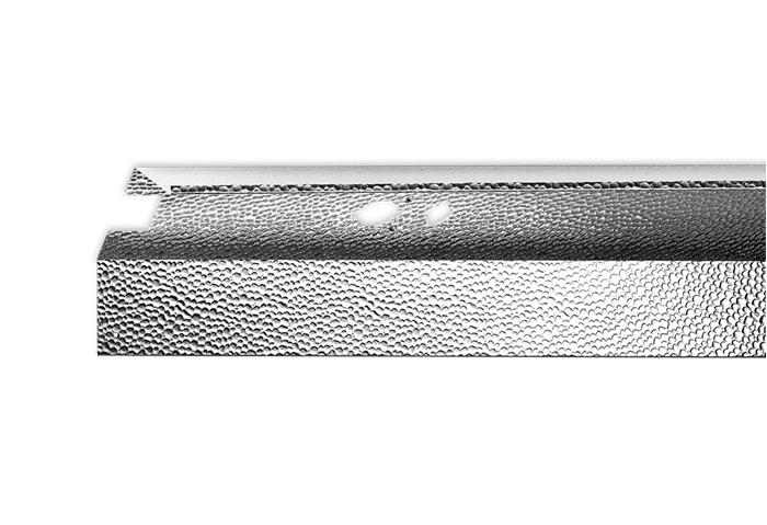 Reflektor 1&2 buis 150cm - hoogglans